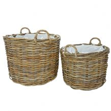 Rattan Basket Ritz